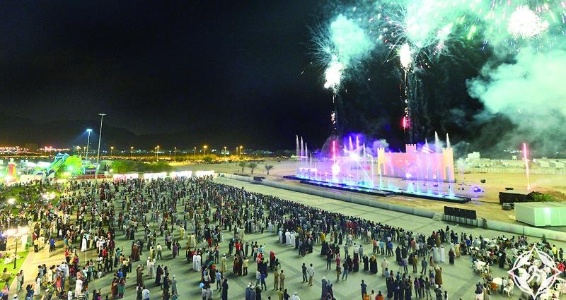 مهرجان مسقط 2015