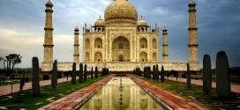 خدمة للحجز عبر الإنترنت لدخول قصر تاج محل وقبر همايون في الهند