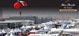 معرض أبوظبي للطيران ينعقد كل سنتين ابتداءً من 2016