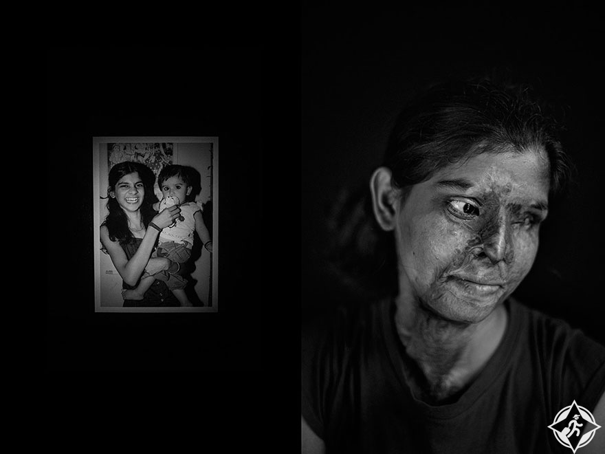 الناجون في الهند للمصور جوردي بيزارو