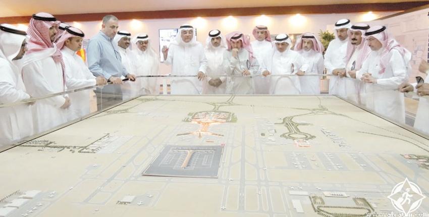مشروع مطار الملك عبدالعزيز الدولي الجديد