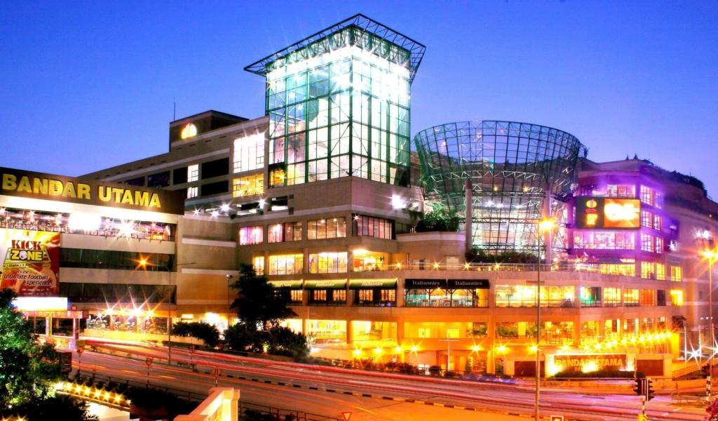 وان أوتاما One Utama Shopping Mall