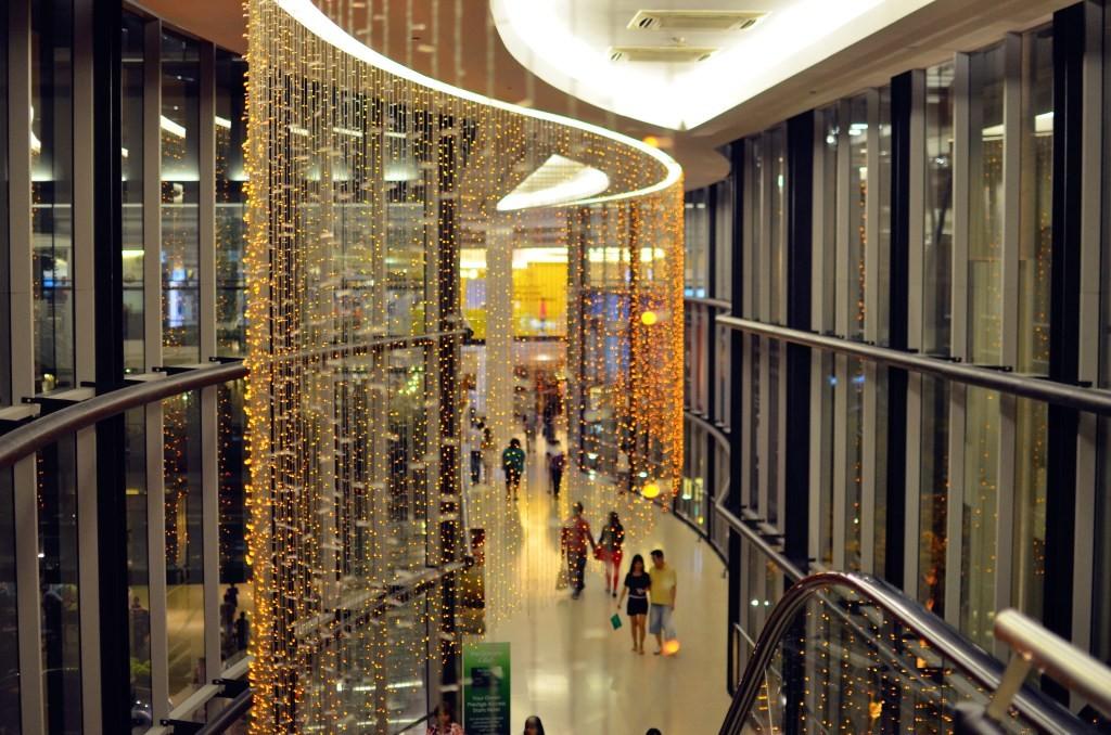 The Garden mall