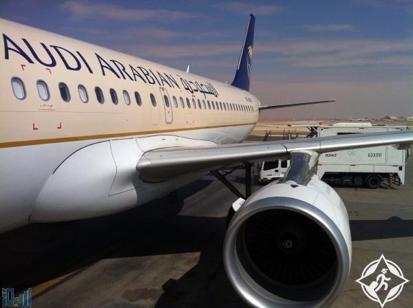 إيقاف رحلات الطيران من الخطوط السعودية في الجنوب