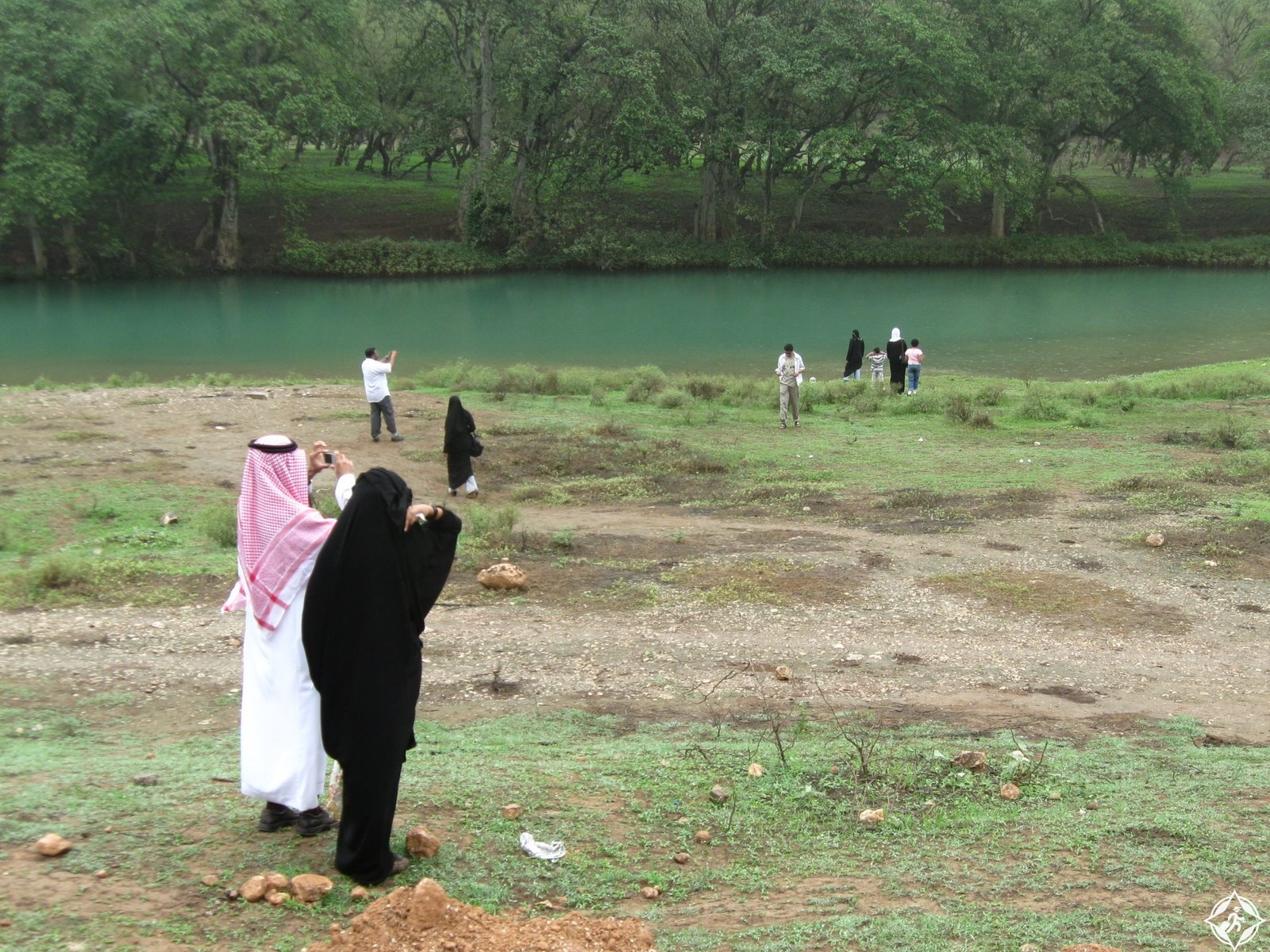 السياح السعوديون خلال إجازة الفصل الدراسي