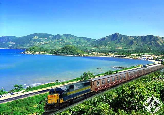 القطار في فيتنام