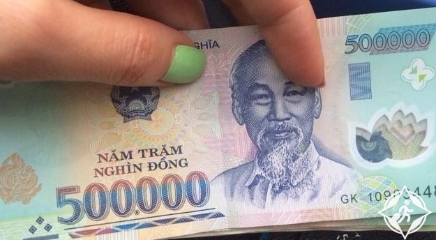 دونغ عملة فيتنام