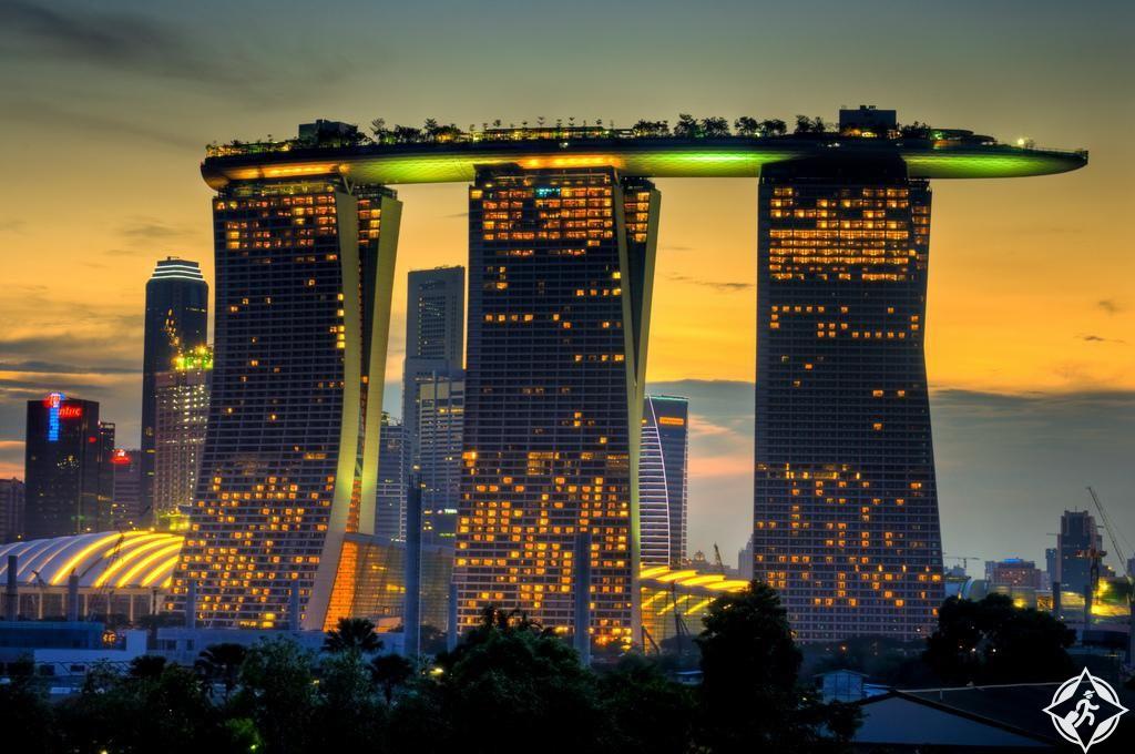 سنغافورة أغلى المدن في العالم