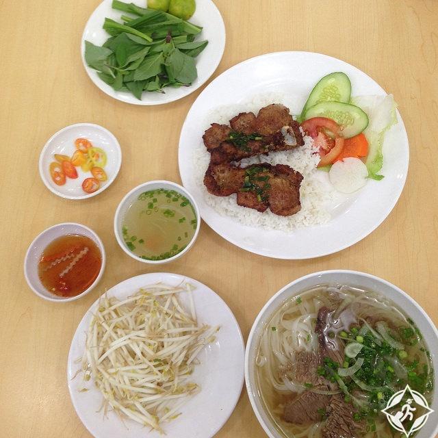 طعام الحلال في فيتنام