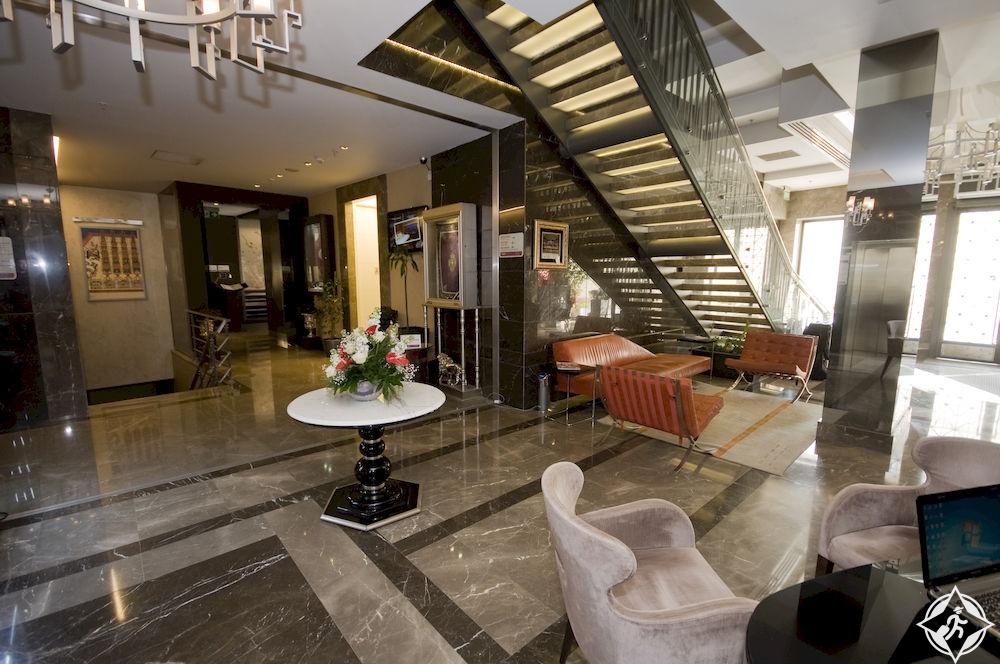 فندق ليفني، اسطنبول، تركيا