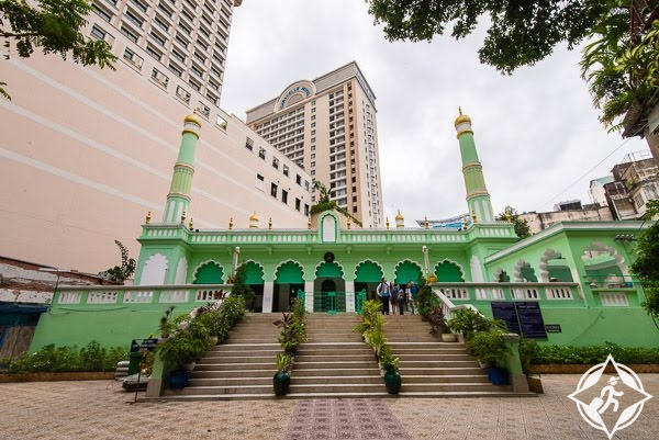 مسجد المسلم هوشي منه فيتنام