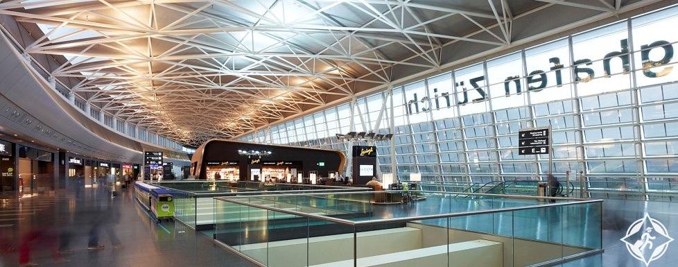 مطار زيورخ