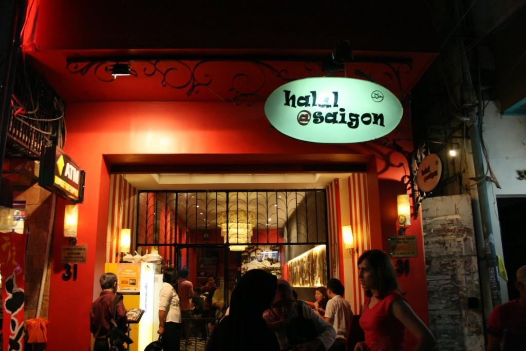 الفيتنام مطعم حلال سايغون halal saigon