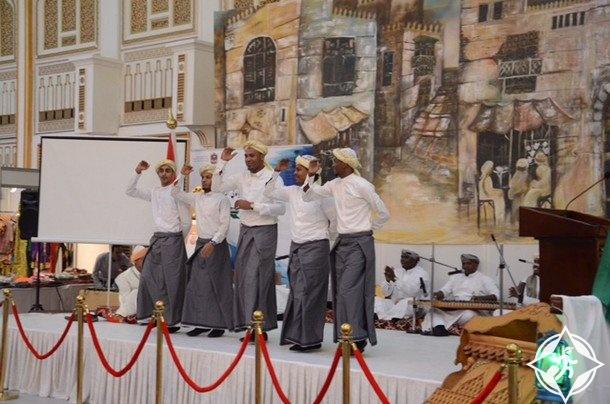 معرض التراث السعودي الإماراتي