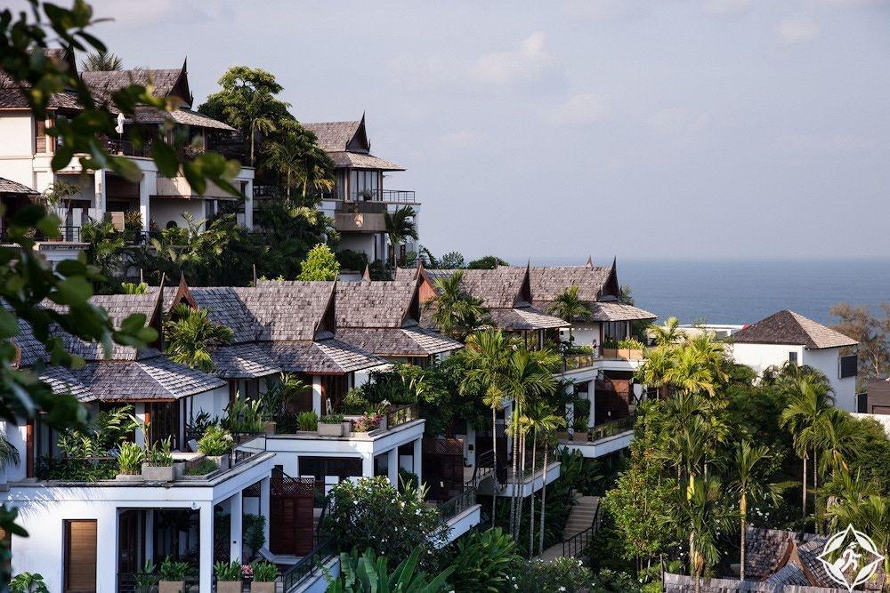 منتجع وسبا أيارا هيلتوبس في جزيرة بوكيت Ayara Hilltops Boutique Resort & Spa 2