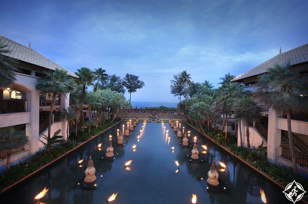 10. منتجع وسبا جيه.دابليو ماريوت بوكيت JW Marriott Phuket