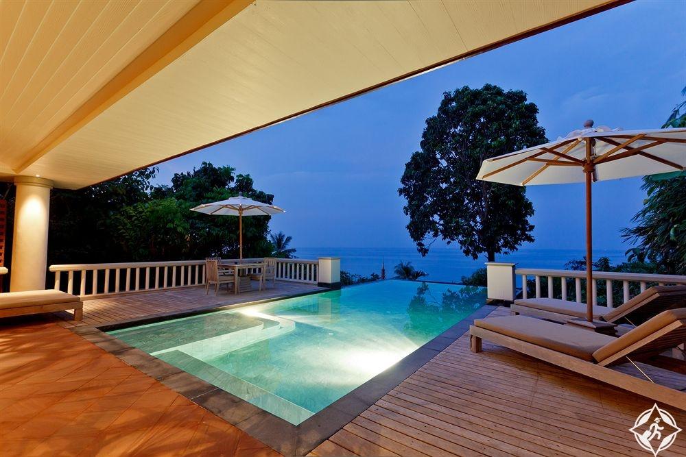 7. منتجع تريسارا بوكيت Trisara Phuket Resort