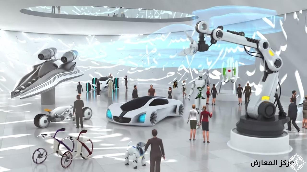 متحف المستقبل في دبي 3