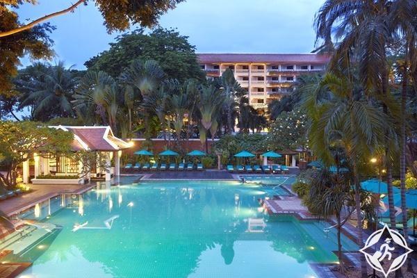 الفنادق في بانكوك : أنانتارا بانكوك ساثورن