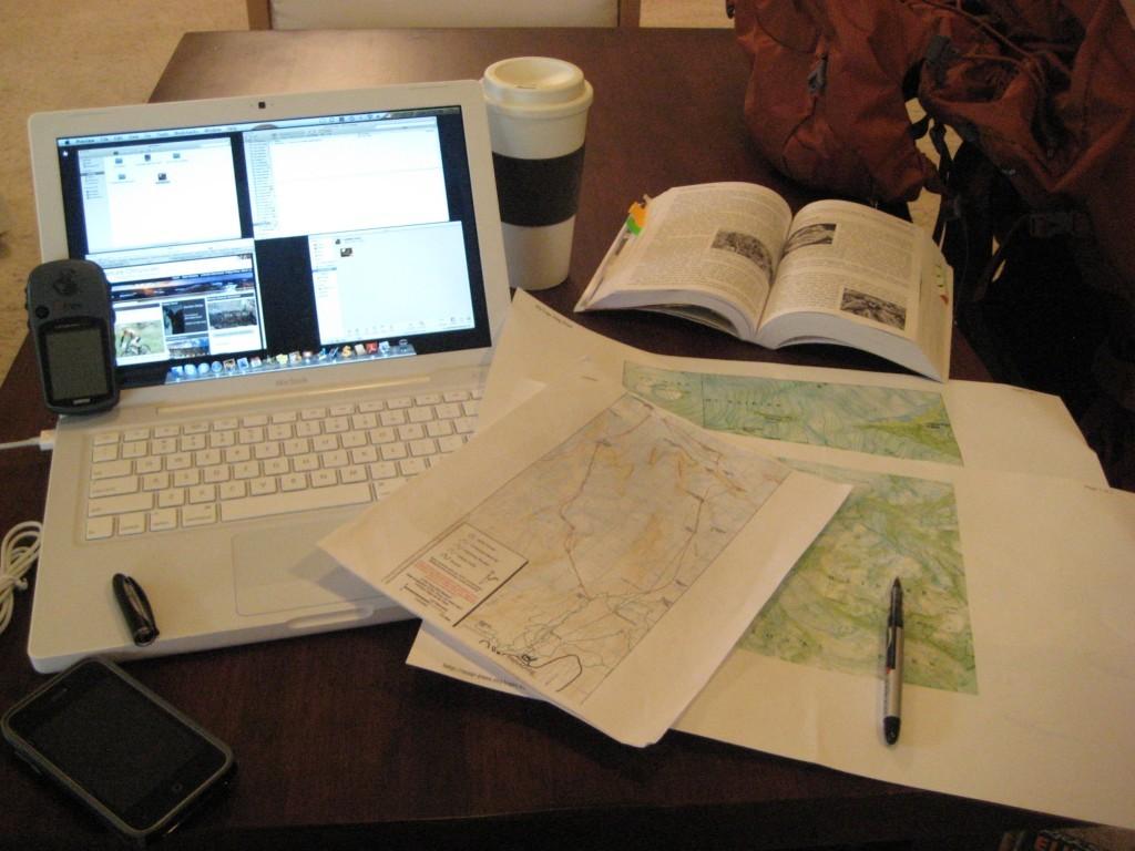 التخطيط لرحلة سياحية