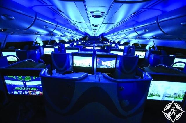 الحياة في زمن الطائرات