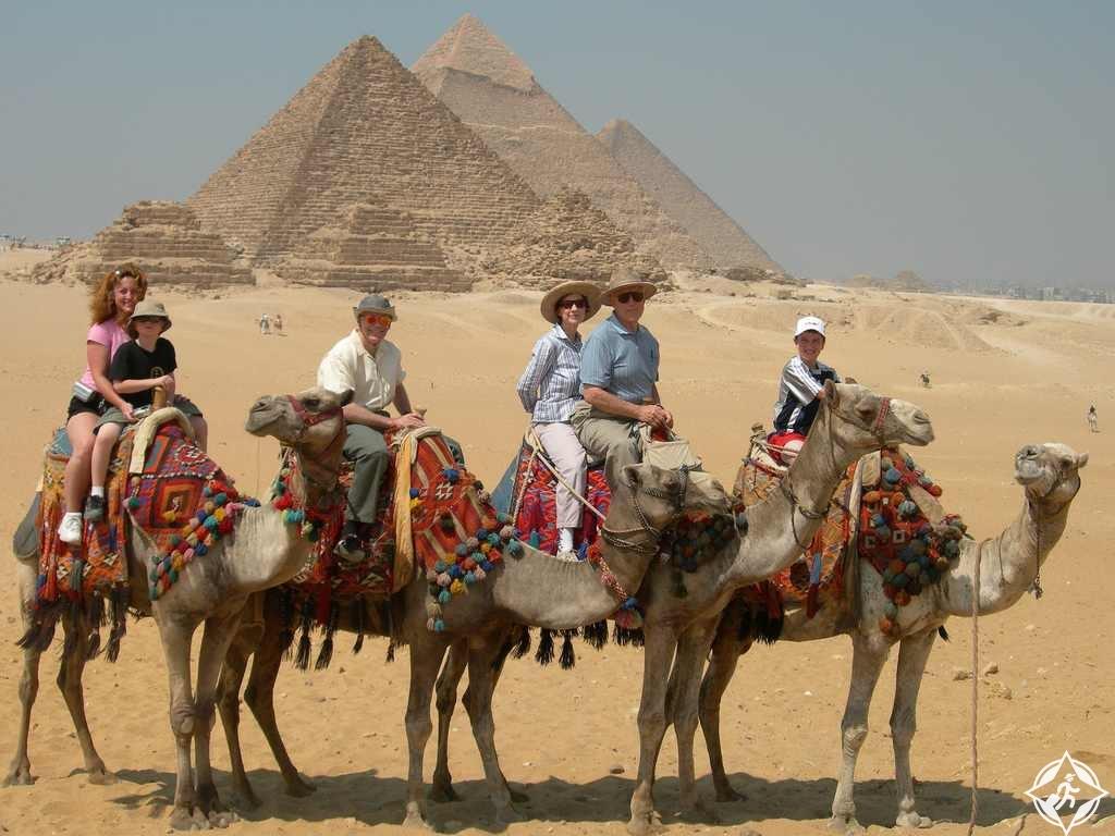 السائحين في مصر