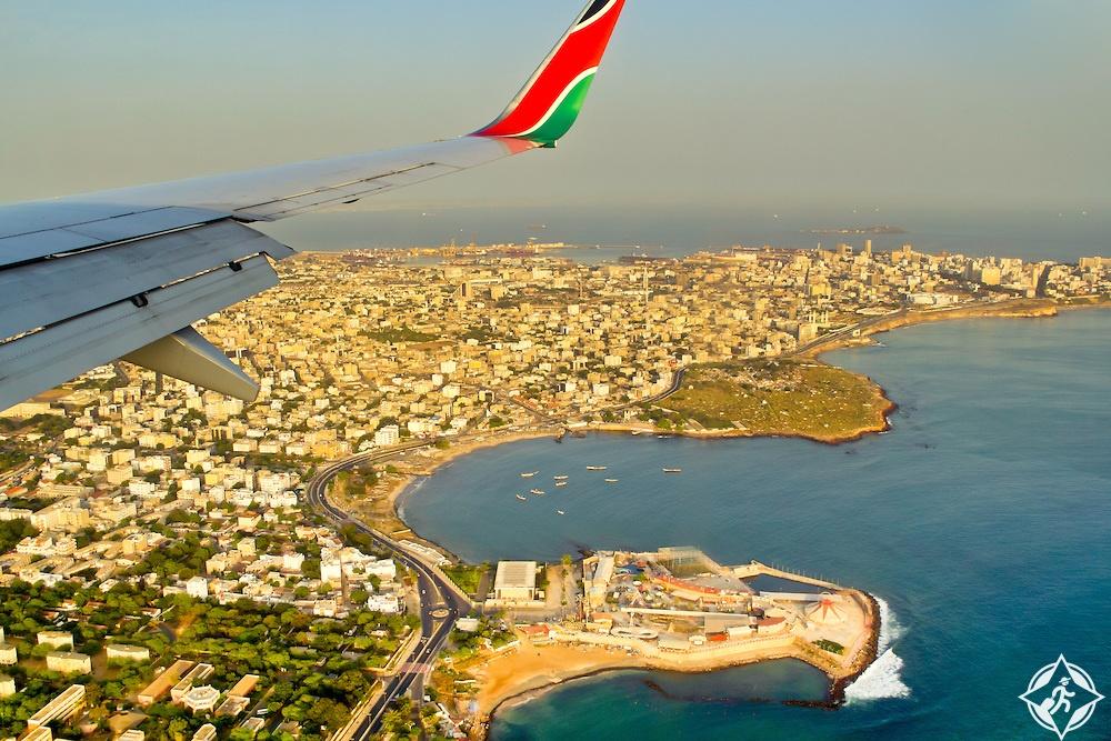 تاشيرة دخول السنغال