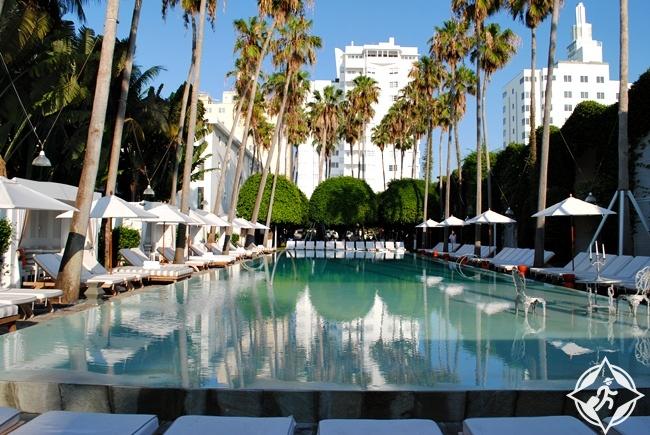 فندق ديلانو ميامي بيتش