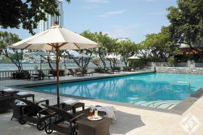 فندق شانغريلا بانكوك تايلاندا