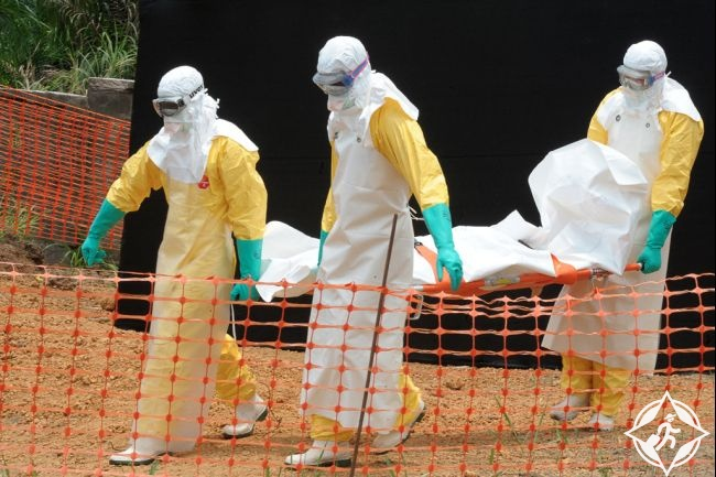 فيروس الإيبولا