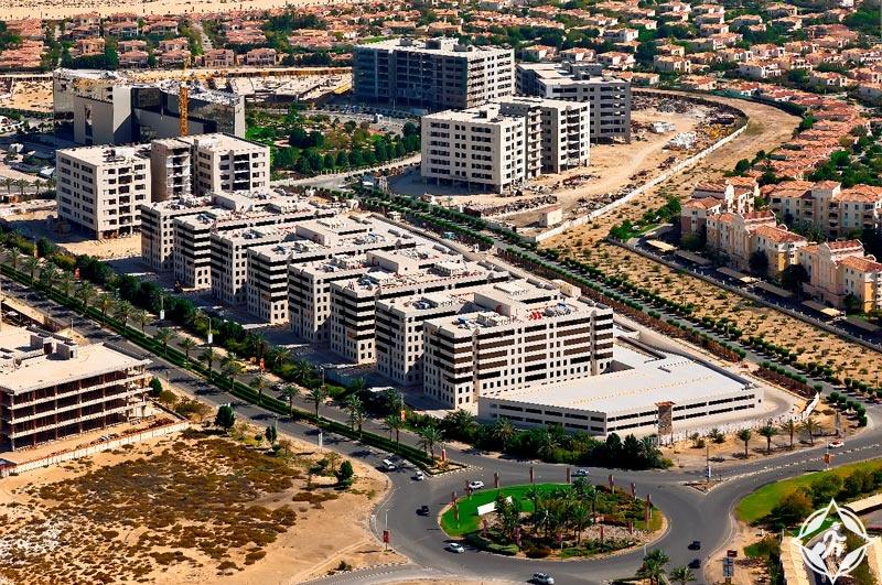مشاريع مجمع دبي للاستثمار