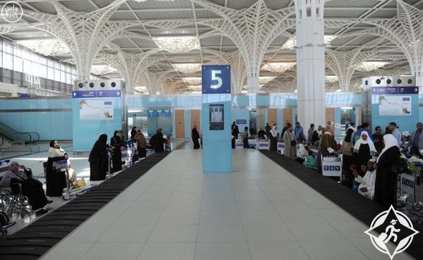 مطار الأمير محمد بن عبدالعزيز الدولي الجديد يدخل مرحلة التشغيل التجريبي