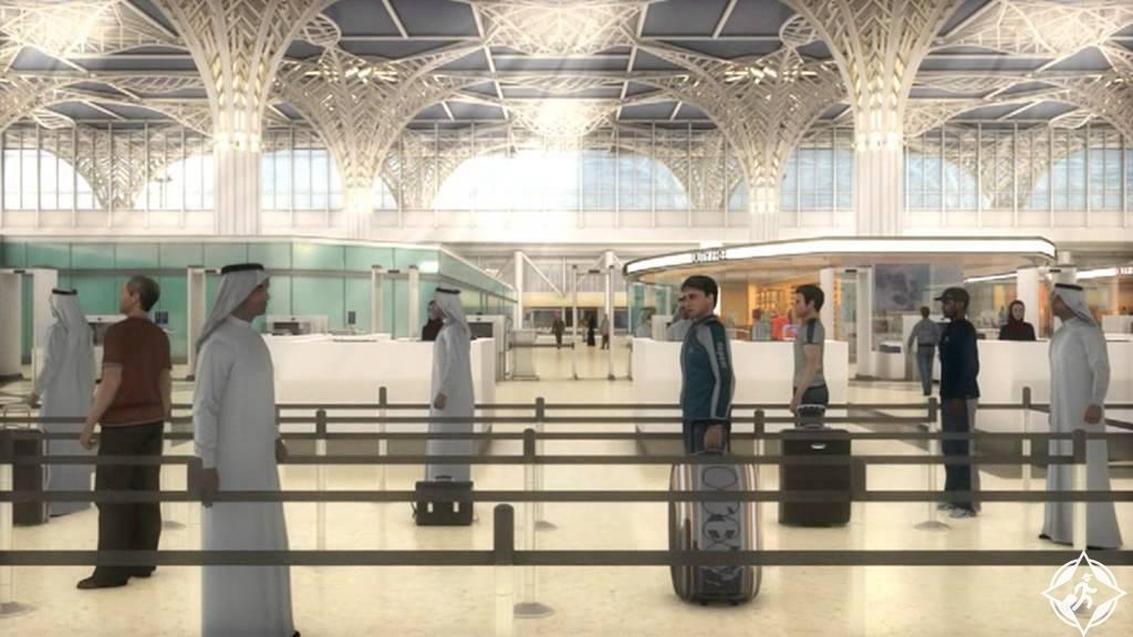مطار المدينة الجديد