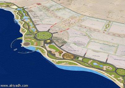 تنفيذ منتجع الحريضة السياحي بمنطقة عسير على مساحة مليون متر مربع