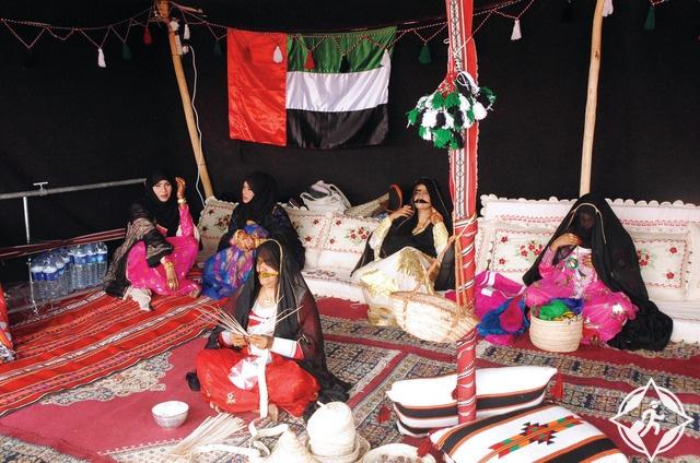 مهرجان تراث الإمارات