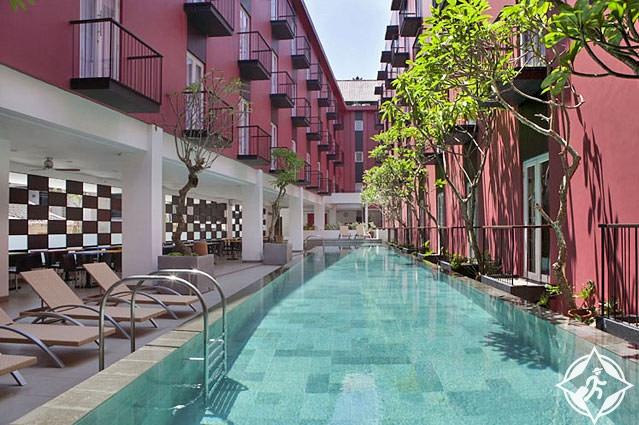 أماريس هوتل ليجيان، بالي Amaris Hotel Legian الفنادق في بالي