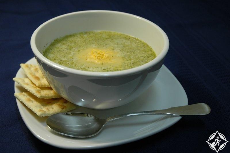 الحساء في بريطانيا