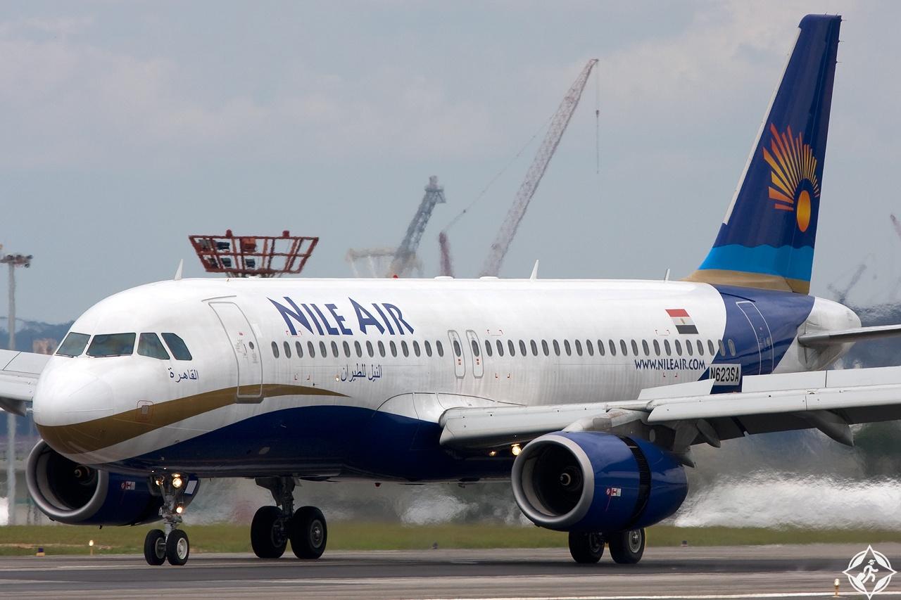 النيل للطيران رحلات بين القاهرة و القاهرة