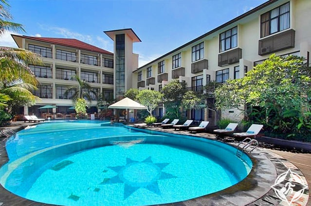 فنادق بالي بست ويسترن ريزورت كوتا Best Western Resort Kuta
