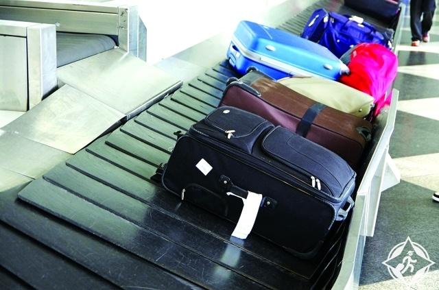 تعقب الحقائب
