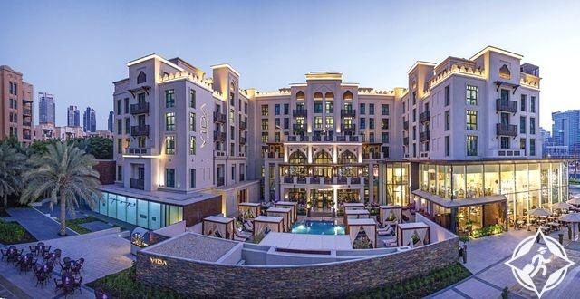 فندق فيدا في دبي
