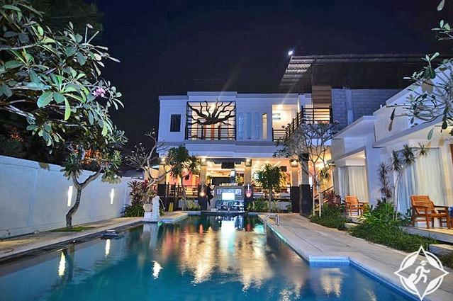 فندق وسبا باليكا ريزورت Baleka Resort Hotel & Spa جزيرة بالي