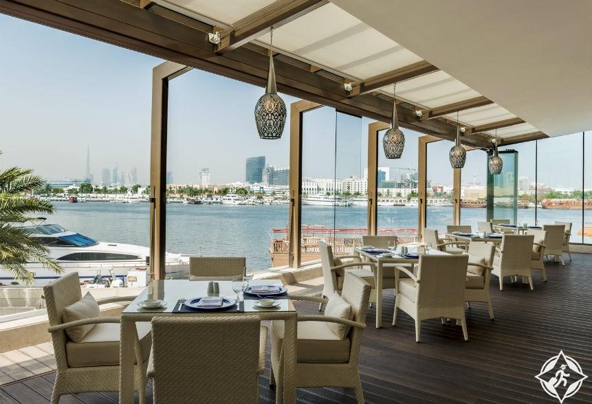 مطعم فيفالدي دبي