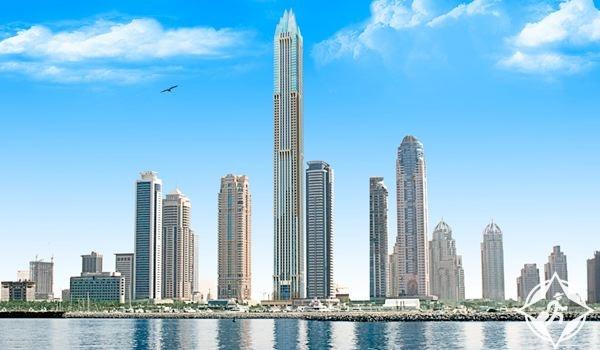 ناطحة سحاب ناطحات السحاب في الإمارات