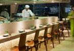 السوشي مطاعم و فنادق أبوظبي