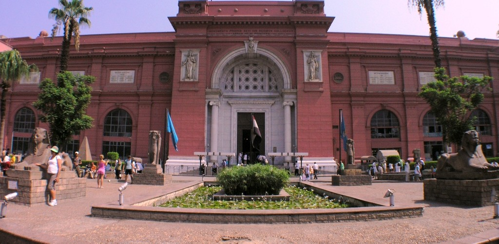 متاحف مصرية المتحف المصري بالتحرير