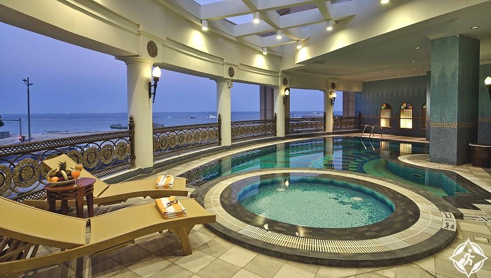 سبا فنادق الدوحة