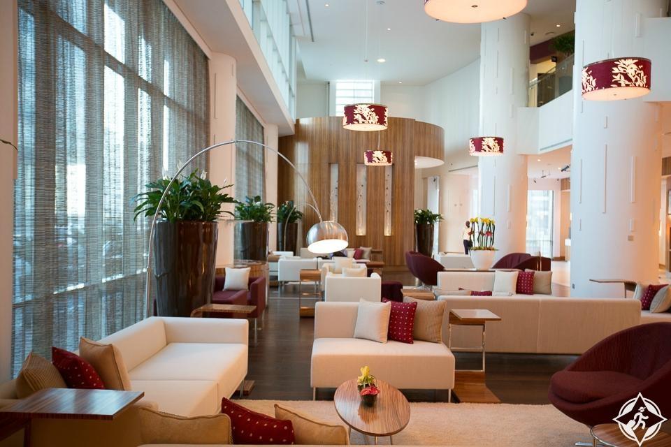 فندق بولمان دبي أبراج بحيرات جميرا