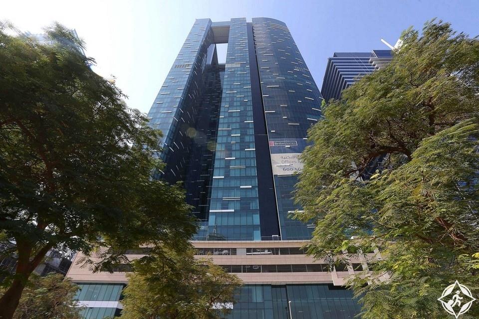 فندق شيراتون جراند دبي