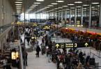 ازدحام المطارات